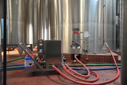 La sécurité alimentaire vos équipements vinicole