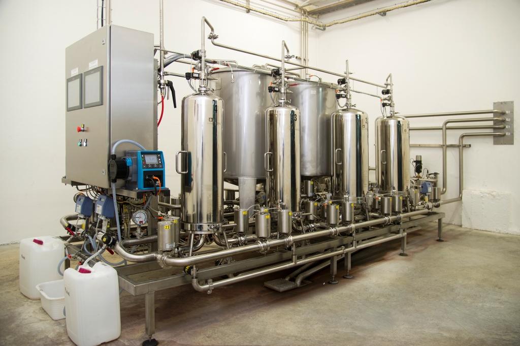 filtration du vin